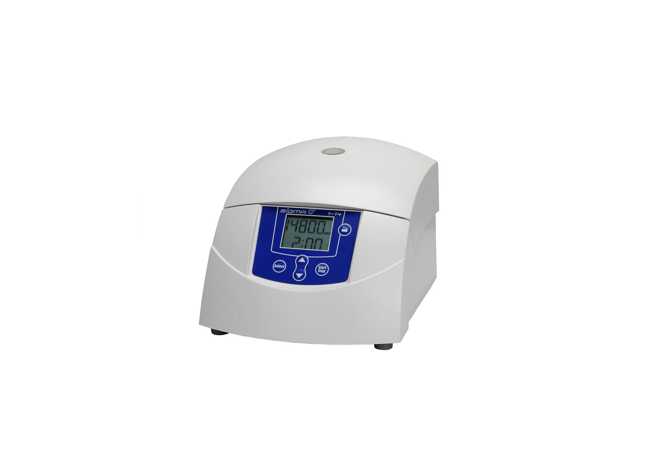 小型台式冷冻离心机 sigma 1-14